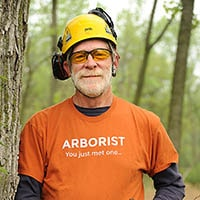 Volunteer Scott Garrison